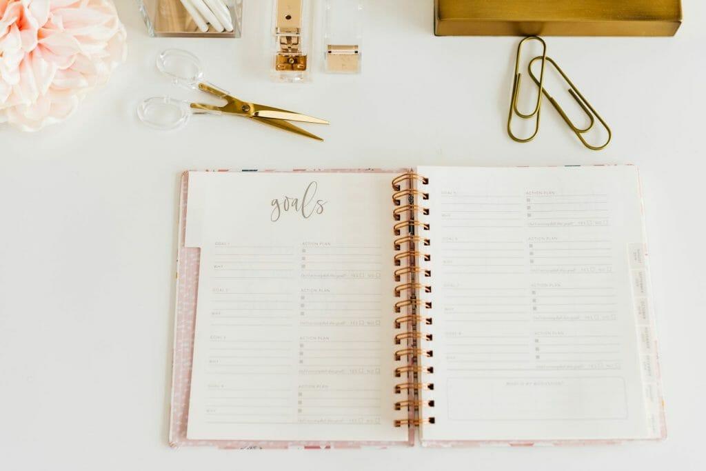 goal-setting-notebook