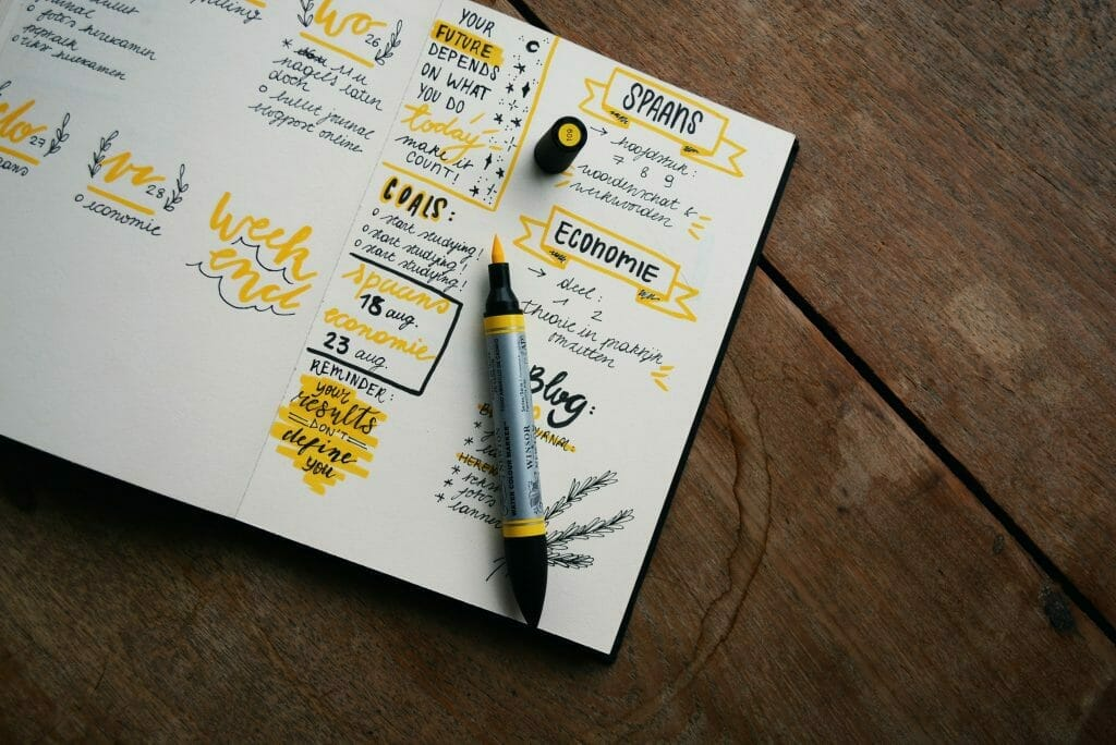 writing-in-planner