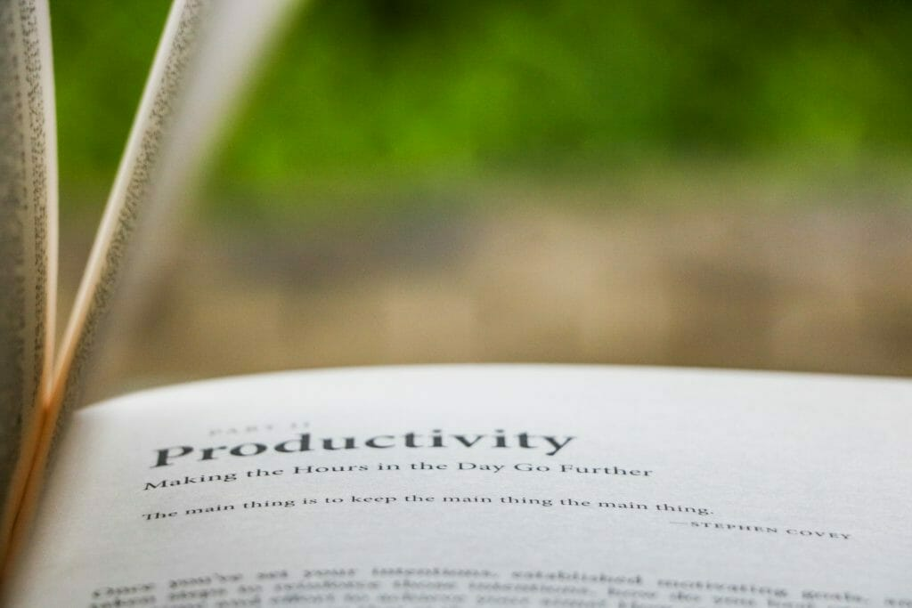 productivity-book