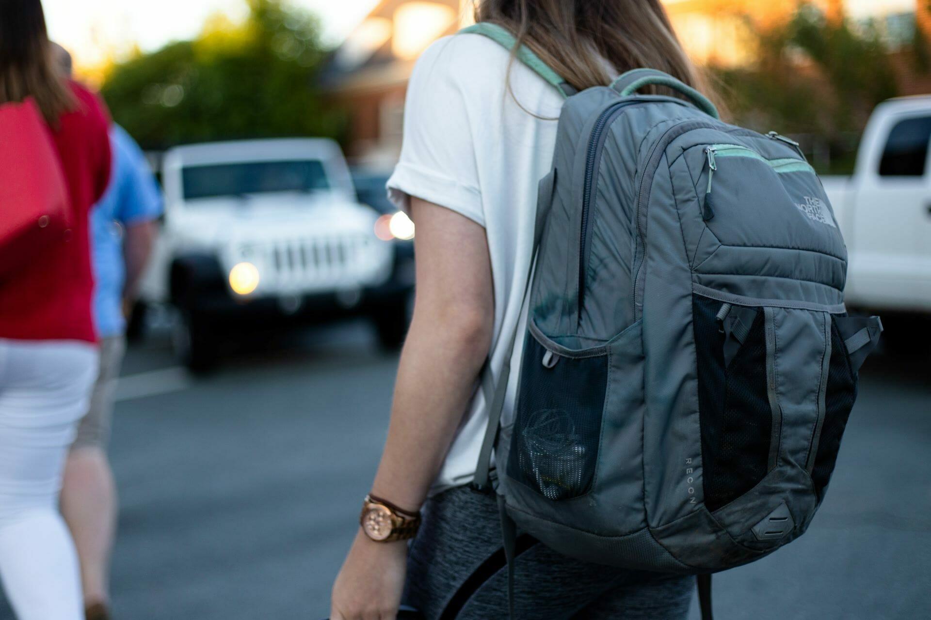 How to Organize Your Backpack: 10 Helpful Hacks via @allamericanatlas