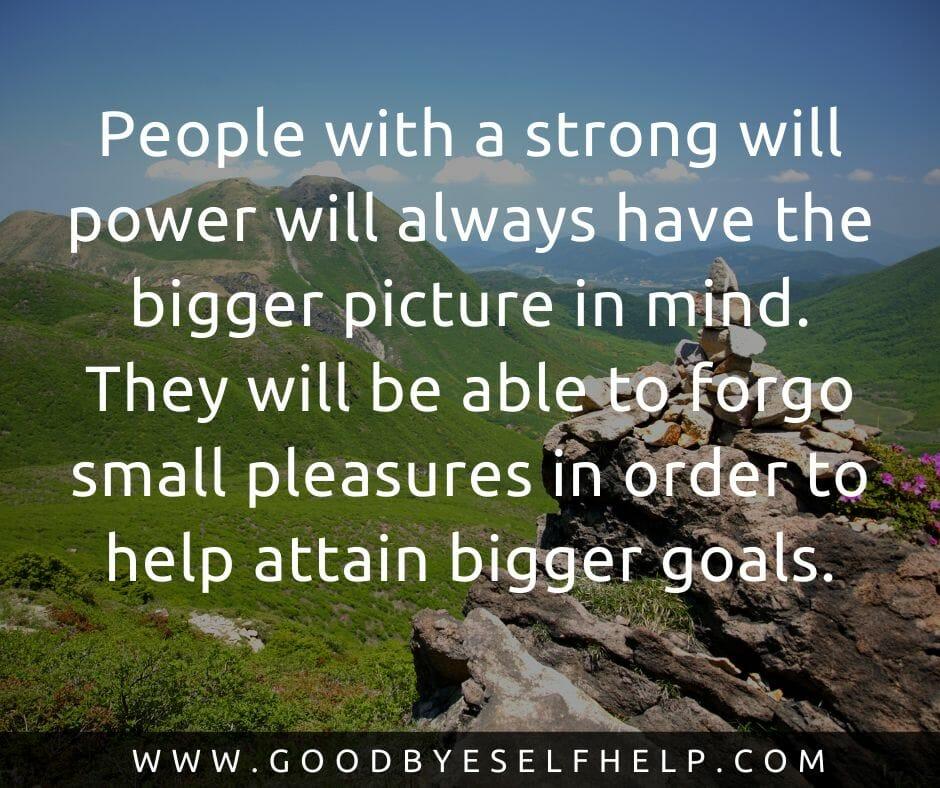 willpower quotes