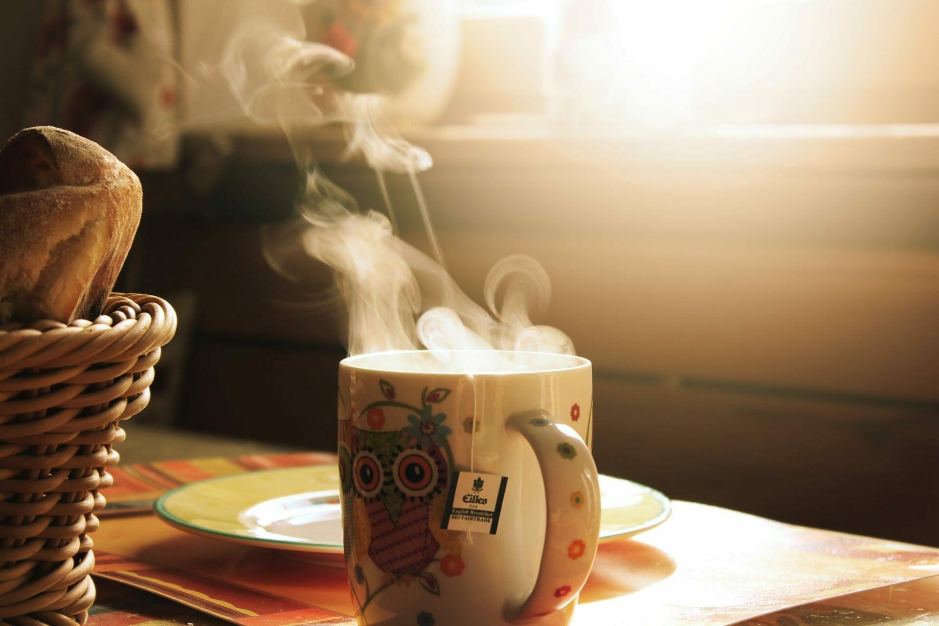 (Easy) Productive Morning Routine for a No-Fail Day via @allamericanatlas