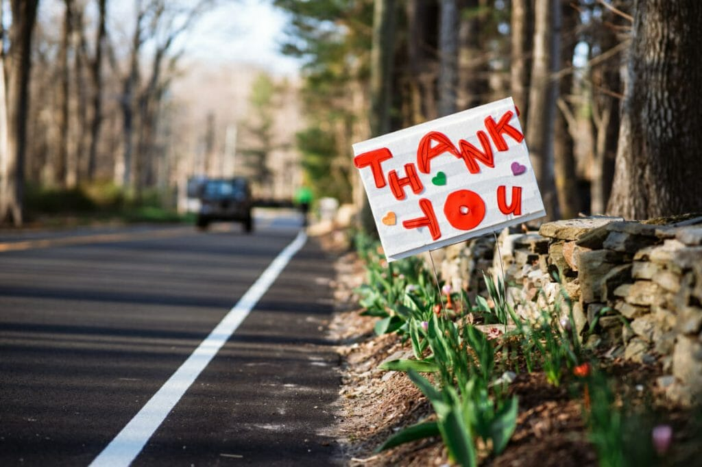 How to Respond to Thank You